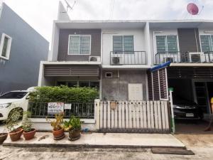 For SaleTownhouseChengwatana, Muangthong : Townhouse for sale, The Color Tiwanon, Chaengwattana, Premium 3, behind the corner, Ban Mai Subdistrict, Pak Kret District, Nonthaburi, near Robinson Srisamarn near Don Mueang Airport