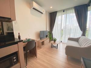 For RentCondoOnnut, Udomsuk : Condo for rent KAWA HAUS Type 1 bedroom 1 bathroom Size 34 sq.m. Floor 6