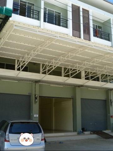 For SaleShophouseRangsit, Patumtani : ขายอาคารพาณิชย์ 3 ชั้นครึ่ง 20 ตร.ว เดอะไอยรา ตลาดไท ถนนพหลโยธิน คลองหลวง ปทุมธานี ใกล้วัดธรรมกาย