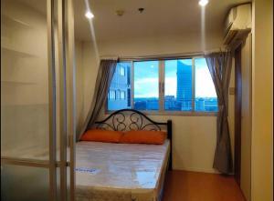 For RentCondoBangna, Lasalle, Bearing : ⭐️ Very cheap for rent, Lumpini Condo, Mega City, Bangna, 23 sqm., 1 bedroom, 12A floor *Ready to move in