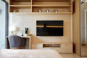 For RentCondoSukhumvit, Asoke, Thonglor : LA002_W **💎 LOFTS EKKAMAI ** 💖The best location for traveling by BTS. with a distance of only 150 meters from Ekkamai Station