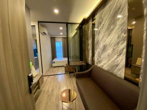 For RentCondoKasetsart, Ratchayothin : For rent Knightsbridge Prime Ratchayothin 1 bed 27 sqm. Beautiful decoration, ready to move in. Fully furnished.