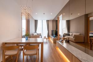 For RentCondoSukhumvit, Asoke, Thonglor : Noble BE33 For Rent 3Bedroom 60k only!
