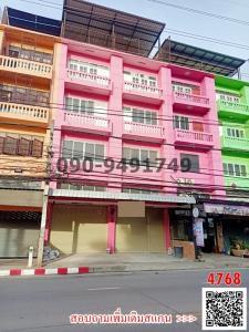 For RentShophouseEakachai, Bang Bon : Rent a four-and-a-half-storey building, Soi Ekachai, Bang Bon. Next to Sarasas Witaed School