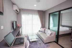 For SaleCondoBangna, Lasalle, Bearing : Sale Villa Lasalle Condo 1 bedroom near BTS Bearing