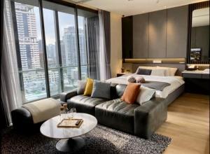 For RentCondoSukhumvit, Asoke, Thonglor : (Available) Beatniq Sukhumvit 32 by SC Asset, beautiful decoration, good view, fully furnished, negotiable.