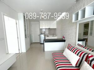 For SaleCondoRama9, RCA, Petchaburi : Condo for sale, TC Green Rama 9 , Building A, 18th floor,  40 sq.m