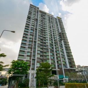เช่าคอนโดพระราม 9 เพชรบุรีตัดใหม่ : Aspire Rama 9 ห้องใหญ่ ราคาดี วิวไม่บล็อก สนใจทักมา ห้องสวย ไปเร็ว  สนใจดูห้อง Line ID : sutthinart