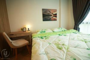 For RentCondoOnnut, Udomsuk : Condo for rent, The Excel Hideaway Sukhumvit 50, near BTS On Nut, new room