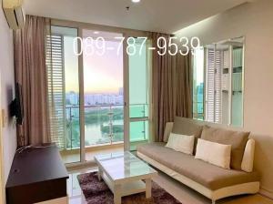 For SaleCondoRama9, RCA, Petchaburi : Condo for sale, TC Green Rama 9 , Building A, 26th floor,  42 sq.m