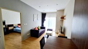 For RentCondoSukhumvit, Asoke, Thonglor : Condo for rent Noble Reveal Type 1 bedroom 1 bathroom Size 45 sq.m. Floor 12