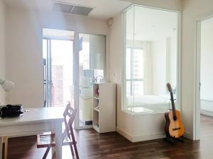 For SaleCondoOnnut, Udomsuk : Condo for sale The Room Sukhumvit 62 size 45 sq m. 7th floor