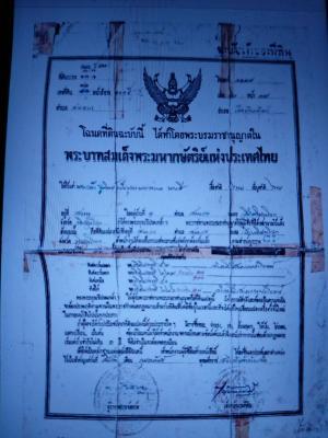 For SaleLandPhitsanulok : Beautiful plot of land for sale, Phitsanulok Province.
