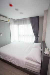 For SaleCondoBangna, Lasalle, Bearing : Condo for sale near BTS Bearing, Villa Lasalle, Sukhumvit 105, size 26 sqm.