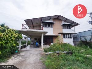 For SaleHouseNakhon Pathom, Phutthamonthon, Salaya : House for sale with land near Petchkasem Road Huai Chorakhe Subdistrict Mueang Nakhon Pathom District