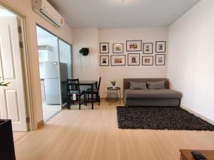 For RentCondoRama9, RCA, Petchaburi : 🎯 Supalai Veranda Rama 9 !! Spacious room, fully furnished, good price, negotiable!!