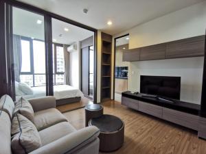 เช่าคอนโดอ่อนนุช อุดมสุข : 🔥 Rent 1 Bedroom 30 sqm. 🔥The Line Sukhumvit 71 #PN-00004227