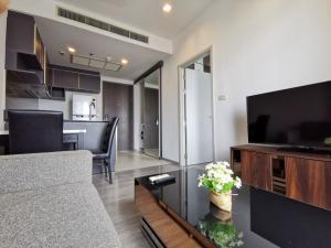 For RentCondoWongwianyai, Charoennakor : 🔥HOT DEAL !!!! Rent  1Bedroom 35.76 sqm. at Nye by Sansiri #PN-00004244