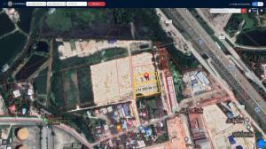 For RentLandChachoengsao : Land for rent 1 rai and 1 rai 200 sq wa, filled, near Bang Pakong Power Plant, Chachoengsao