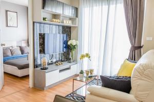 For RentCondoSamrong, Samut Prakan : Condo for rent, The President Sukhumvit - Samut Prakan, next to bts Phraeksa.