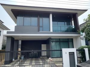 ขายบ้านพัฒนาการ ศรีนครินทร์ : ขายบ้านเดี่ยว 2 ชั้น หมู่บ้านเศรษฐสิริ กรุงเทพกรีฑา