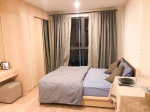 For RentCondoBangna, Lasalle, Bearing : Condo for rent, good price, high floor, Ideo O2 (Ideo O2) K86