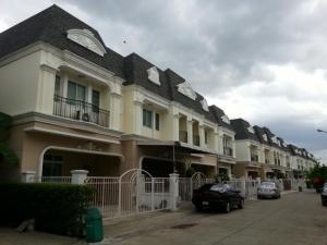 For RentTownhouseRama5, Ratchapruek, Bangkruai : Prinlak Light Rama 5 Townhome, 2 floors, 2 bedrooms, 3 bathrooms, 2 car parks, 120 sq m, 27 sq m.