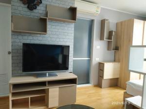 For RentCondoPattanakan, Srinakarin : Condo for rent, U Delight Residence, Phatthanakan, near Khlong Tan Intersection and Airport Link, Ram Station