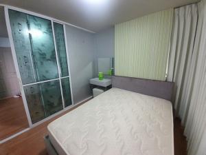 For RentCondoRamkhamhaeng, Hua Mak : Condo for rent, D Condo Ramkhamhaeng Soi 9, near Airport Link, Ram Station.