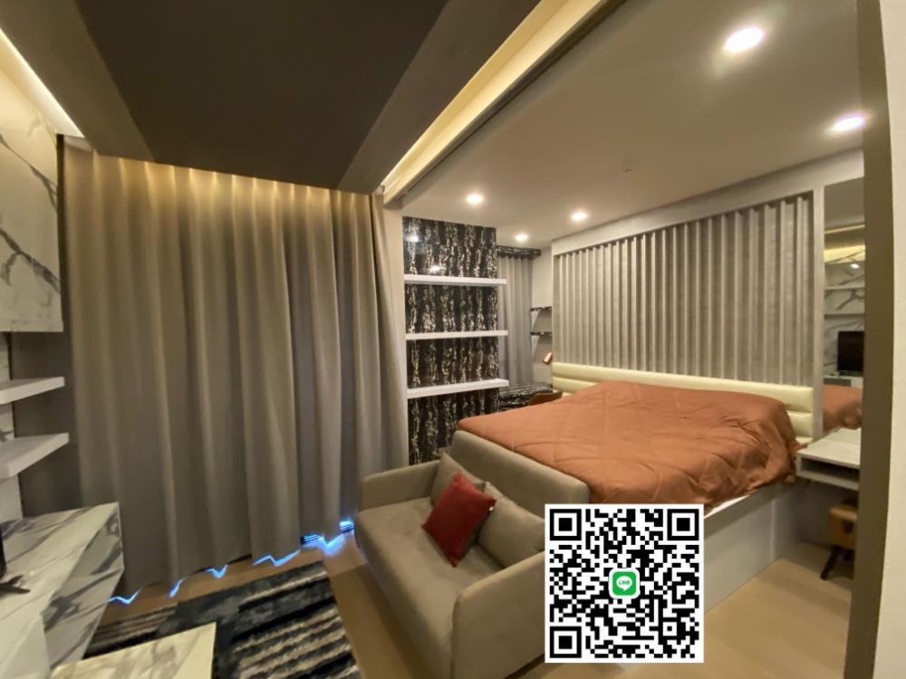 For RentCondoSiam Paragon ,Chulalongkorn,Samyan : Ashton chula 1 bed, beautiful view, 19000 fully furnished