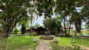 For SaleHouseKorat KhaoYai Pak Chong : House for sale 2 rai with full furniture. In the Bonanza Khao Yai project