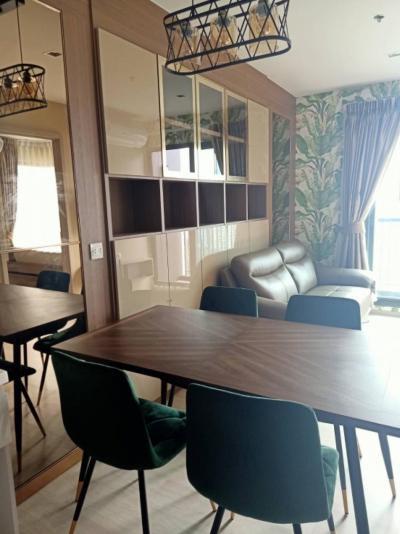 เช่าคอนโดวิทยุ ชิดลม หลังสวน : 2 ห้องนอนเพียง 28,000 ให้เช่า Life One Wireless ชั้น 20 วิวEmbassy