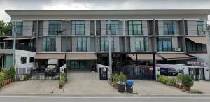 เช่าทาวน์เฮ้าส์/ทาวน์โฮมลาดกระบัง สุวรรณภูมิ : ทาวน์โฮม 28 ตรว. ลาดกระบัง เหมาะทำออฟฟิศ /ร้านค้า /อยู่อาศัย !!