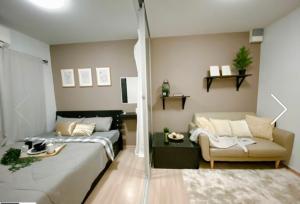 For RentCondoLadprao101, The Mall Bang Kapi : For rent! Plum Condo Ladprao 101