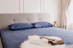 เช่าคอนโดพระราม 9 เพชรบุรีตัดใหม่ : ให้เช่า Life Asoke 1 นอน 35 ตรม. ตกแต่งสวย Fully Furnished พร้อมอยู่