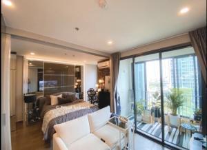 ขายคอนโดราชเทวี พญาไท : 🔥🔥🔥ขายด่วน‼️IDEO Q สยาม-ราชเทวี🏬🏢ห้องสวย✨1 ห้องนอน 34 ตร.ม ใกล้ BTS 🚝 ราชเทวี @JST Property.