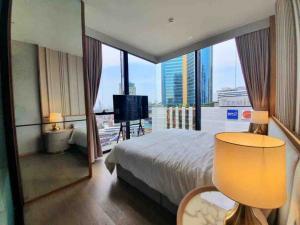 For RentCondoSukhumvit, Asoke, Thonglor : ❄️ 2 bedrooms for rent CELES Asoke