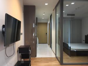 For RentCondoNana, North Nana,Sukhumvit13, Soi Nana : Condo for rent Hyde Sukhumvit 13 Type 1 bedroom 1 bathroom Size 45 sq.m. Floor 12