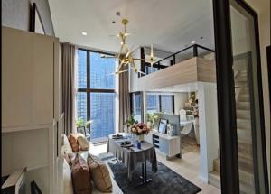 เช่าคอนโดพระราม 9 เพชรบุรีตัดใหม่ : 🔥🔥🔥For Rent Chewathai Residence Asoke 🏬🏢 Duplex One Bed แต่งสวย✨ พร้อมอยู่‼️ @JST Property.