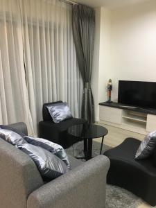 เช่าคอนโดรัชดา ห้วยขวาง : Centric Ratchada Huaikhwang Rent!! เช่า 28,000 บาท ขนาด 65 ตรม 2 ห้องนอน 2 ห้องนำ้ พร้่อมอยู่ลากกระเป๋าเข้าอยู่ได้เลย