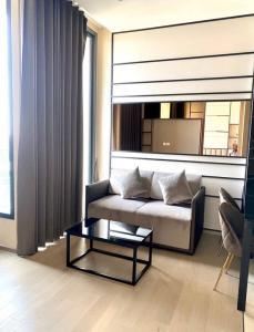 เช่าคอนโดสุขุมวิท อโศก ทองหล่อ : Urgent! Rent The Esse  Asoke  Rental 30K With Modern decoration, High level (Unblocked view)