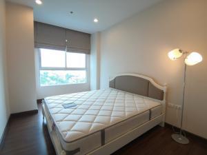 For RentCondoSathorn, Narathiwat : For rent, Supalai Light Sathorn-Charoenrat, 9th floor, room width 51 sq.m., north, white tone room