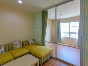 For RentCondoBang kae, Phetkasem : C270 Condo for rent, Lumpini Park Petchkasem 98 (Sunday side, 2 air conditioners, size 26 sq.m., Building B, 14th floor)