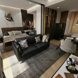 For SaleCondoSukhumvit, Asoke, Thonglor : Ashton Asoke for sale, 1 bedroom, special price 6.99 million baht, new room, high floor, contact 0869017364