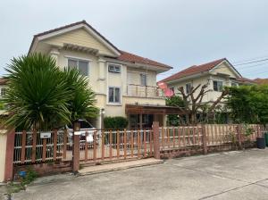 For SaleHouseBangbuathong, Sainoi : sell!!! Single house for sale by owner, Kunapat Village 1, Soi Ban Kluay - Sai Noi.
