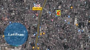 For SaleLandLadprao 48, Chokchai 4, Ladprao 71 : Land for sale, beautiful plot, size 188 sq m. Soi Lat Phrao 80, cheap price!
