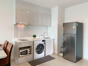 For RentCondoOnnut, Udomsuk : For rent Life Sukhumvit 48, beautiful room, never rented before!!