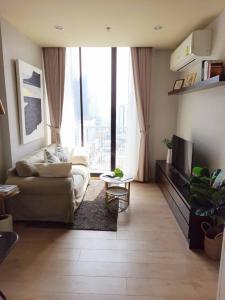 For RentCondoSukhumvit, Asoke, Thonglor : Condo for rent, Noble Recole, Sukhumvit 19, 22nd floor, size 34 sq.m