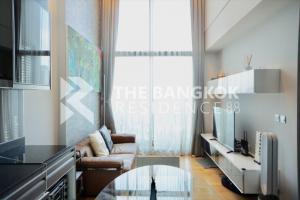 เช่าคอนโดสุขุมวิท อโศก ทองหล่อ : Duplex แต่งหรูมาก!! เช่าคอนโด Keyne by Sansiri ใกล้ BTS ทองหล่อ @50,000 บาท/เดือน