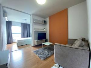 For SaleCondoRamkhamhaeng Nida, Seri Thai : Quick sale ❗️1.75 minus D condo Ramkhamhaeng, fully furnished, ready to move in, beautiful room, 7th floor, Building D